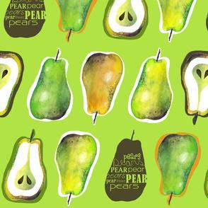 Pears - Fabric8