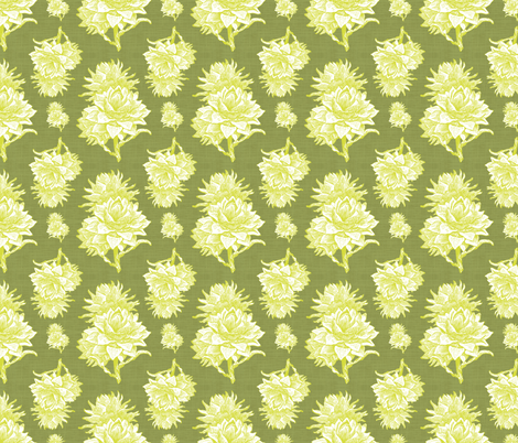 Artichoktica fabric by brainsarepretty on Spoonflower - custom fabric