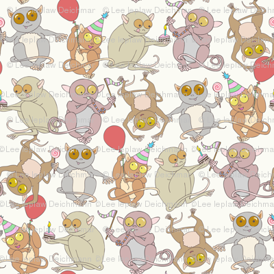 Party Tarsiers
