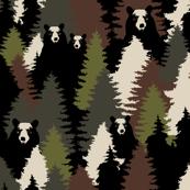 Bears camouflage