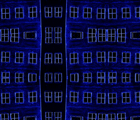 NeonWindows fabric by sharpestudiosdesigns on Spoonflower - custom fabric