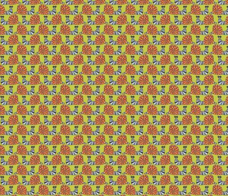Munch fabric by izbee on Spoonflower - custom fabric