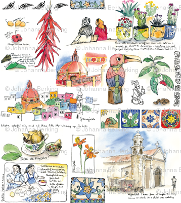 Artistsjournal_Mexico