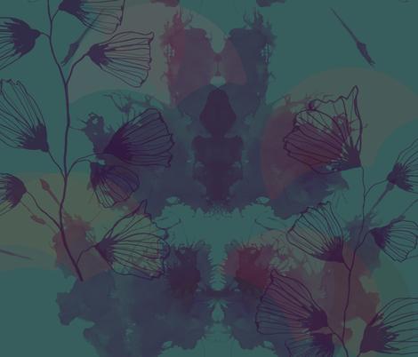 dream_eye_2 fabric by ynaf on Spoonflower - custom fabric