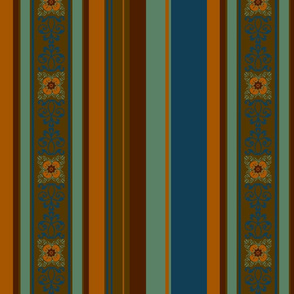 Bali Dragon /  stripe