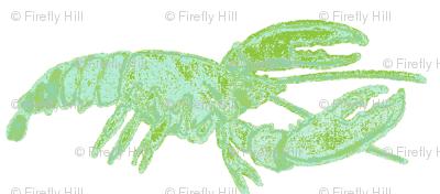 Blue/Green Lobster