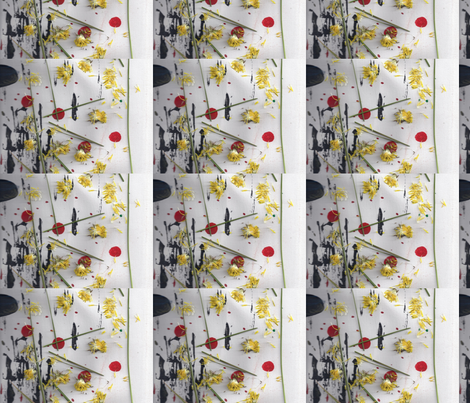 grace fabric by melodyl on Spoonflower - custom fabric