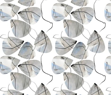 sea stone fabric by aureliesoligny on Spoonflower - custom fabric