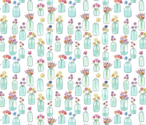FreshPicked fabric by amandamcgee on Spoonflower - custom fabric