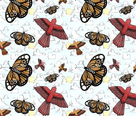 Pattern2 fabric by kbrill on Spoonflower - custom fabric