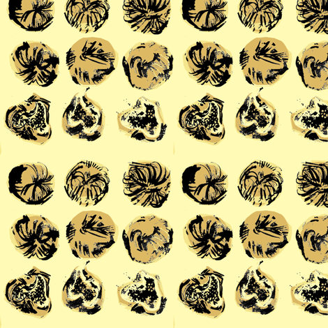cestlaviv_dried figs fabric by cest_la_viv on Spoonflower - custom fabric