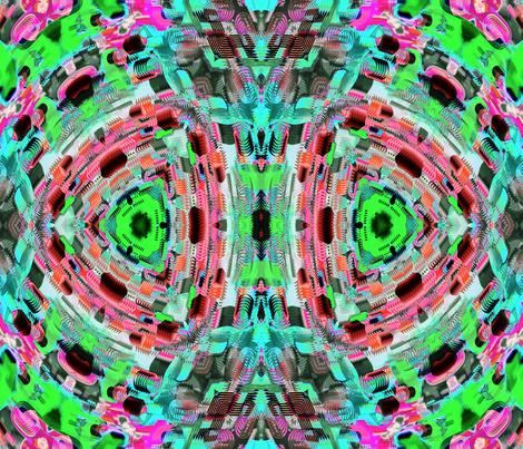 Tulip_Trails1_B_FQ fabric by k_shaynejacobson on Spoonflower - custom fabric