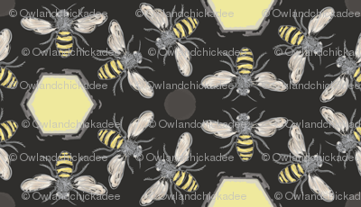 Beneficial Bumblebees & Hexagonal Honeycombs
