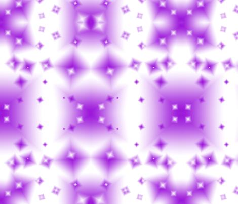 Purplestars fabric by sharpestudiosdesigns on Spoonflower - custom fabric