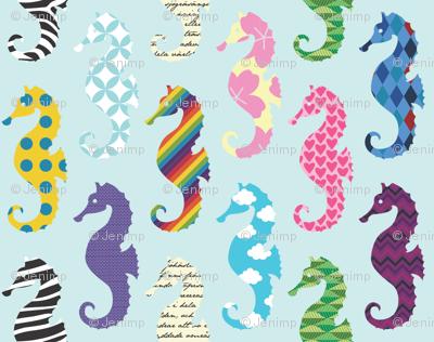Jaunty Seahorses