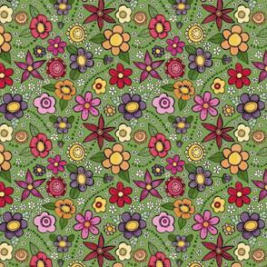 Juicy Floral