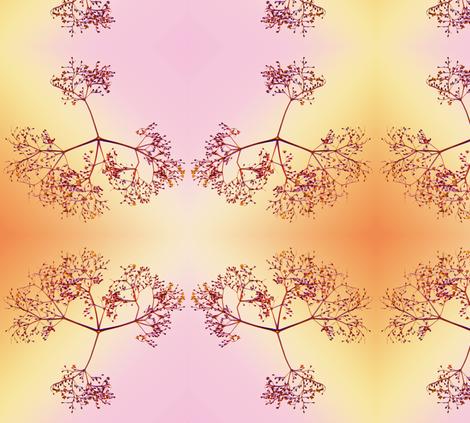 fluitekruid-pastel2 fabric by el_isa_beth_ on Spoonflower - custom fabric