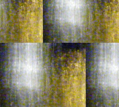 Night Reflections on the Seine, Paris fabric by susaninparis on Spoonflower - custom fabric