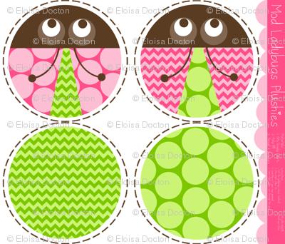 MOD Ladybug Plushies