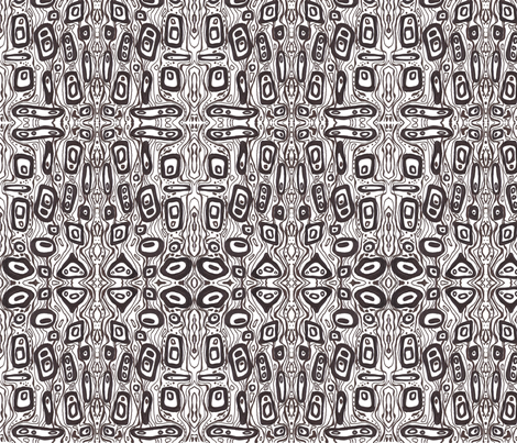 modern_mess fabric by kcs on Spoonflower - custom fabric