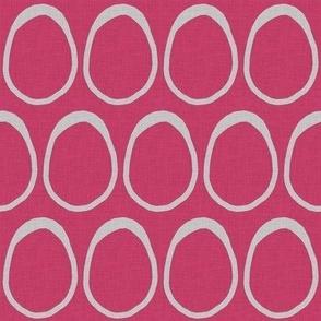 Egg - Pink