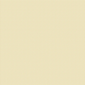 Pixel Aida Fabric - Cream