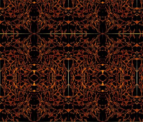 Pcells fabric by podairju on Spoonflower - custom fabric