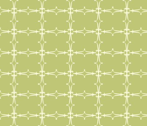 crux wasabi fabric by goldentangerinedesigns on Spoonflower - custom fabric