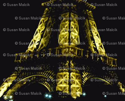 Eiffel Tower - Up Close and Personal
