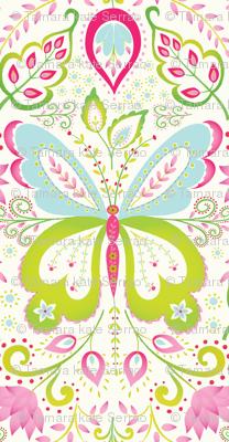 Springtime Mariposa