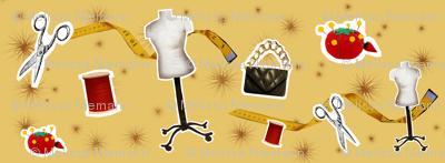 Fashion Design and Seamstress