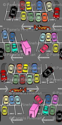 Parking Garage Perils