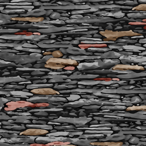Stone_wall_multi_overall fabric by khowardquilts on Spoonflower - custom fabric