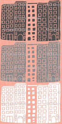 City - coral