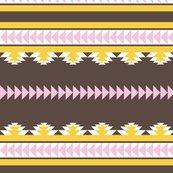 Rrrnavajo_stripes_darkbrown_pink_and_yellow_shop_thumb