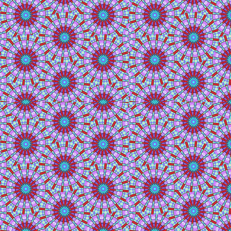 Flower Power 6 fabric by dovetail_designs on Spoonflower - custom fabric