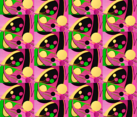 Jiffy Pop fabric by whimzwhirled on Spoonflower - custom fabric
