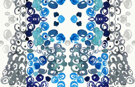 cestlaviv_zebradot 56inches fabric by cest_la_viv on Spoonflower - custom fabric