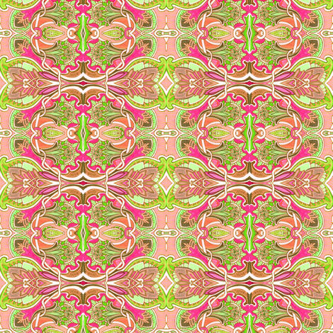 Way back in 1888 fabric by edsel2084 on Spoonflower - custom fabric