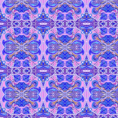 Way Back in 1887 fabric by edsel2084 on Spoonflower - custom fabric