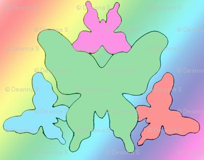 RainbowButterflyUnity