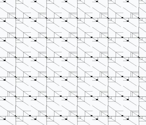mazetasiawhite fabric by sharpestudiosdesigns on Spoonflower - custom fabric
