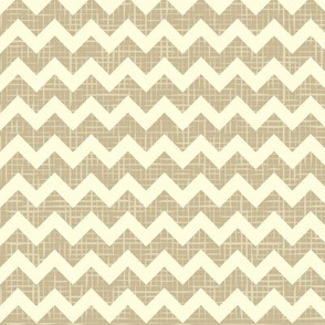 Сhevron pattern on linen canvas background