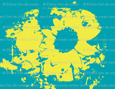 The sunflower by E. van de Craats-ch