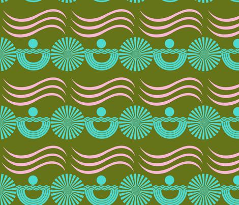 Olivia fabric by captiveinflorida on Spoonflower - custom fabric