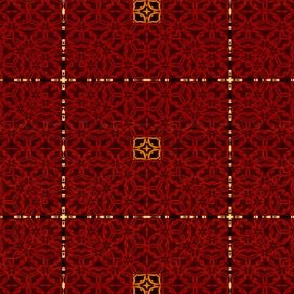 Trinity-Stripes- Brick Red