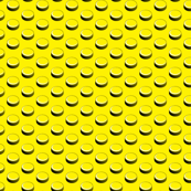 Building bricks yellow
