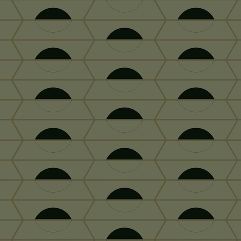 Celadon Steppe (khaki) fabric by david_kent_collections on Spoonflower - custom fabric