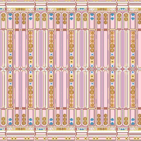 Button Machine 2 fabric by robin_rice on Spoonflower - custom fabric