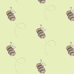 Buzz Bee yellow